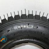 플래트홈을%s Wear-Resistant 고무 바퀴는 나른다 바퀴 (4.00-8)를