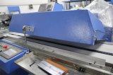Эластик связывает печатную машину тесьмой экрана с штемпелевать обработку