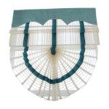 シュニールはヤーン染める停電のローマの盲目のカーテン(32R0002)を