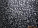 プリントが付いている防水PVCソファーの革材料は浮彫りになり、