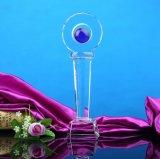 Trofeo al por mayor del deporte de la bola cristalina de la elegancia (KS04139)