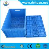 Stackable большие пластмасовые контейнеры твердые контейнеры овоща или плодоовощ