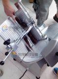 절단기 (FQP-300C)를 저미는 테이블 모형 언 고기