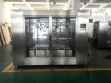 식용 기름 2L, 5L, 20L 병 및 배럴 채우고는 및 캡핑 기계