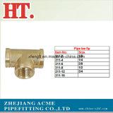 Ajustage de précision de pipe en laiton d'adaptateur de picot de boyau (3/16*1/4)