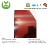 Prepainted стальная катушка с покрытием пленки для крыши