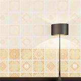 300*600mm resistente al agua del interior de la pared de cerámica vidriada mosaico para la decoración del hogar