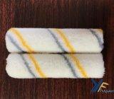 rol van de Verf van de Streep van Polyester 4 '' de Mini grijs-Gele