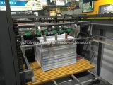 Papel Lfm-Z108 y máquina que lamina del papel de aluminio