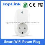 Socket de potencia elegante vendedor caliente del control de WiFi para el dispositivo electrónico casero elegante teledirigido