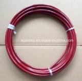 """5/32 """" di tubo flessibile ad alta pressione Braided della resina della fibra di SAE100 R7"""
