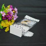 Bolsa de caramelos de OPP OPP Poli bolsa con la parte inferior de la tarjeta de papel