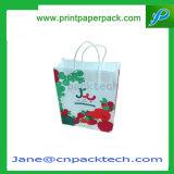 Настраиваемые печать перевозчика моды мешков бумажных мешков для пыли фруктов по пошиву одежды Одежда Сувениры