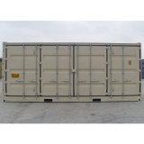 Couleur RAL 20FT côté ouvert conteneur de transport pour le stockage et de transport à la Nouvelle-Zélande