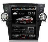 Alquiler de DVD para Toyota Highlander el GPS, el DAB, TPMS, el SWC, Radio