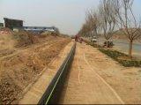 Wasser-Rohr des HDPE Gas-/Wasser-Rohr-/PE100-Wasser-Pipe/PE80
