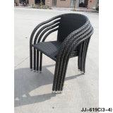 Table ronde, meubles extérieurs Jj-030t, Jj-619c