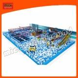 Mich Innenkugel-Pool-aufblasbarer Spielplatz für Kinder