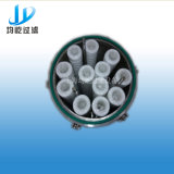 Filtro di titanio con l'elemento filtrante adatto a filtrazione attivata del carbonio