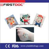 2017 Bandage adhésif de bande dessinée 38 * 38 mm avec Ce et FDA ISO13485