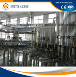 Cadena de producción pura del agua de la máquina de rellenar del agua