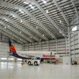 Construction préfabriquée de structure métallique pour le hangar d'avions