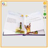 Stampa del libro di bambini del Hardcover con il buon prezzo