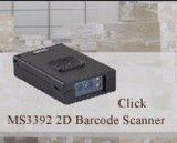 De draagbare Handbediende Scanner van de Streepjescode voor Logistische Oplossing, Pakhuis en Inventaris