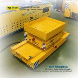 Industrie-Überfahrt-Gleis-elektrischer Fähre-Übergangslastwagen