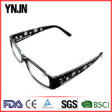 Ynjn Flower Decorative Women Lunettes de lecture
