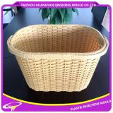 Molde de cesta de comida de injeção de plástico e injeção