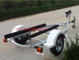 [غلفنزيد] انبثاق زلّاجة مقطورة مع محور العجلة وحيد