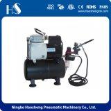 Af186k Airbrush охлаждения горячеканальной системы PRO высокая производительность компрессора с баллона сжатого воздуха и вентилятор