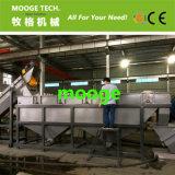PET pp. LDPE-500KG/H Plastikfilm, der Zeile Maschine aufbereitend sich wäscht
