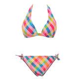 China-Fabrik-schnelle Anlieferungs-Bikini-Mädchen-Badebekleidungs-Foto-heißes reizvolles