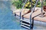 Piscine en acier inoxydable / piscine de l'échelle de la main courante