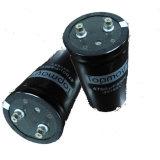 Condensador electrolítico de aluminio con la terminal de tornillo 400V 9200UF 105c Tmce22