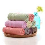 Tovaglioli di /Bath della fibra del viso di bambù promozionale/mano con assorbimento di alta acqua