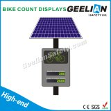 Señales de tráfico de la energía solar de la seguridad 12V LED