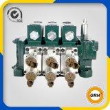 Ручной дирекционный множественный гидровлический клапан регулирования потока