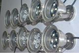 Barra chiara subacquea di IP68 12V/24V 9W LED con 3 anni di garanzia