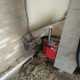 Автоматическая стена штукатуря машина для строительной промышленности