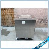 La meilleure machine de crême glacée de friture de qualité avec le carter simple