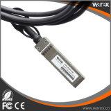 Cisco SFP-H10GB-CU3M 호환성 SFP+ 10G는 부착물 구리 케이블 3M를 지시한다