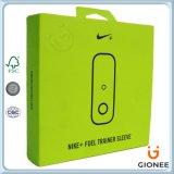 Steifer Kasten mit Griff und Einfügung/dem Elektronik-Verpacken