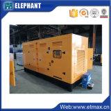 Молчание открыть 100ква слон дизельного двигателя Deutz генератор на заводе
