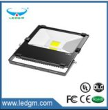 2017 IP65 COB LED Flood Light 12W 20W 30W 50W 70W 100W 130W 150W 180W 220W Meanwell Driver, Bridgelux COB, Ce RoHS FCC DMX RGB Extérieur