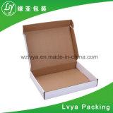 Белая Corrugated коробка коробки
