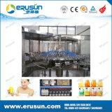 Automatice del zumo de fruta de la máquina de llenado