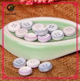 Качество кнопки рубашки ребенка свободно образца цветастое хорошее